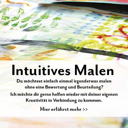 Malen intuitiv Einzelstunde