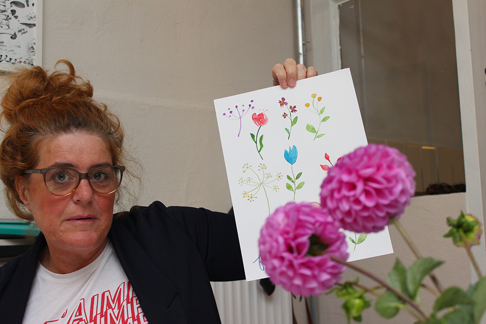 Floraler Workshop Maravillosa