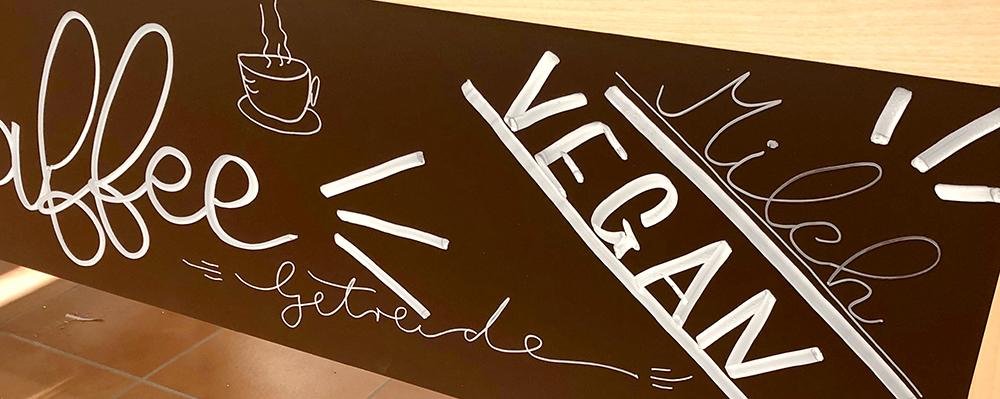 Chalkboard Gestaltung