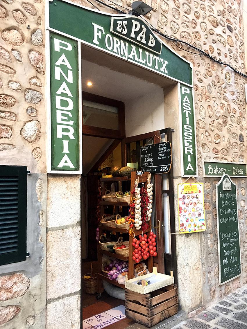 Fornalutz Mallorca Dorf