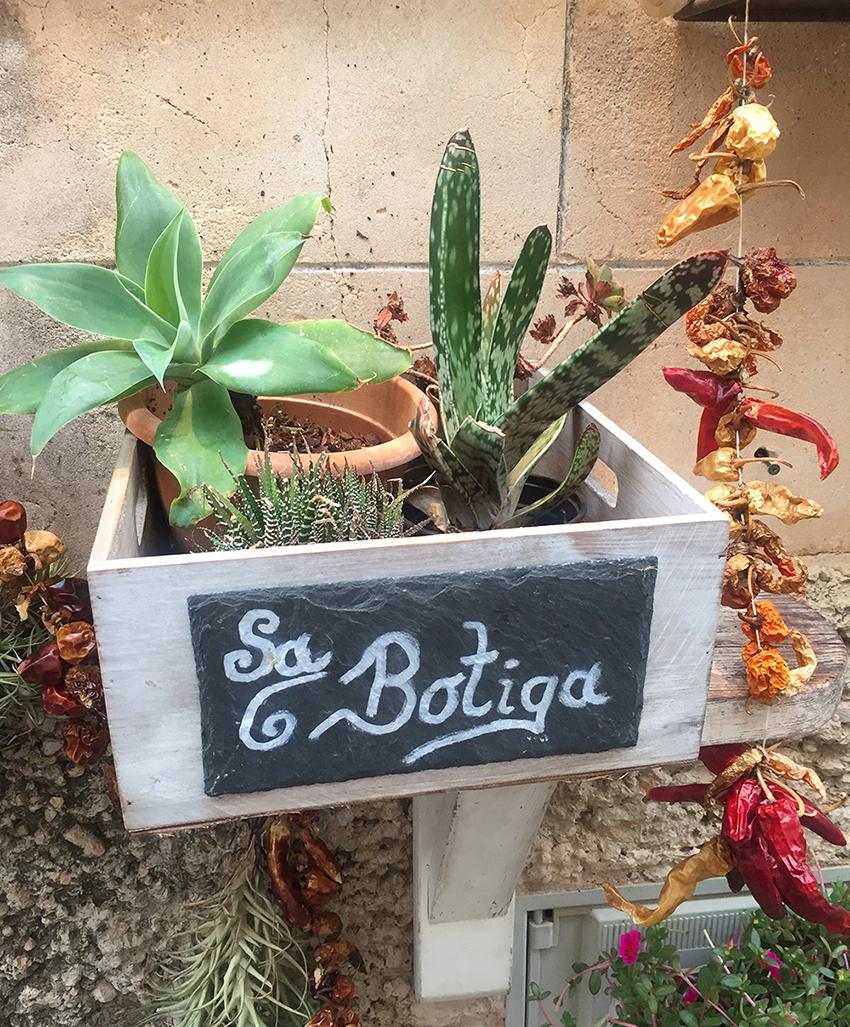 Mallorcaliebe Soller Deko