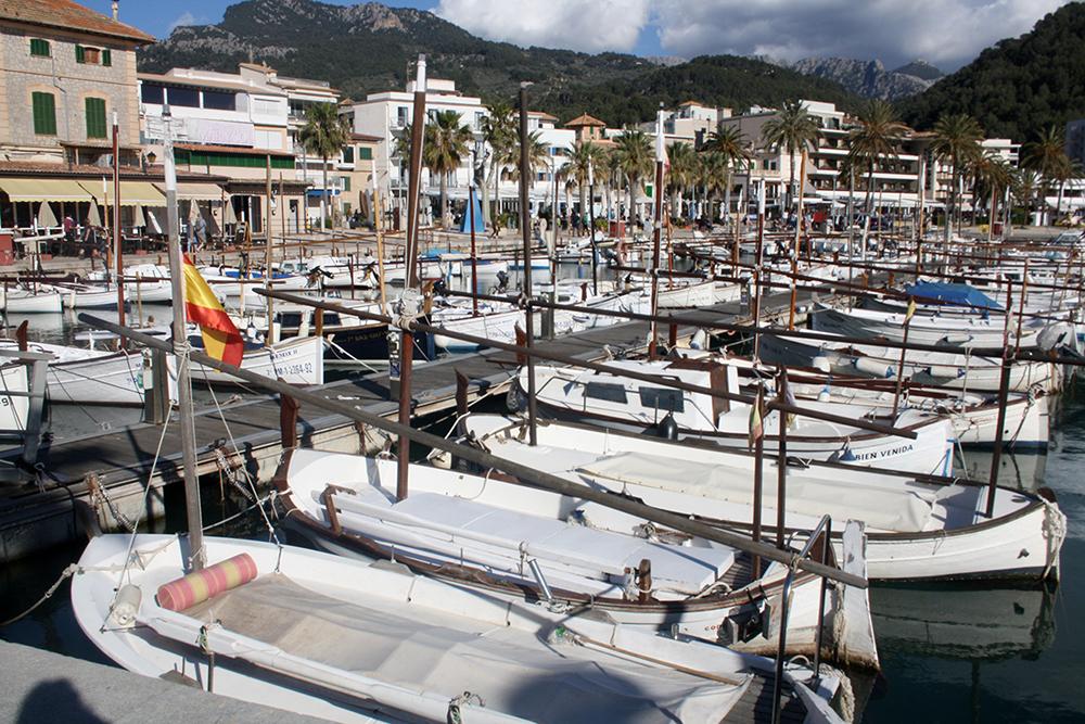 Puerto de Soller Mallorca