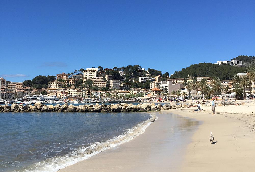 Hafen Soller Mallorca