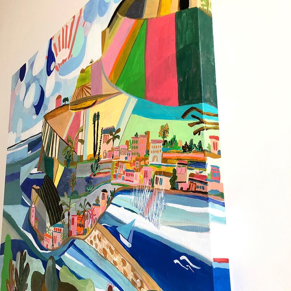 Soller Mallorca Kunstwerke