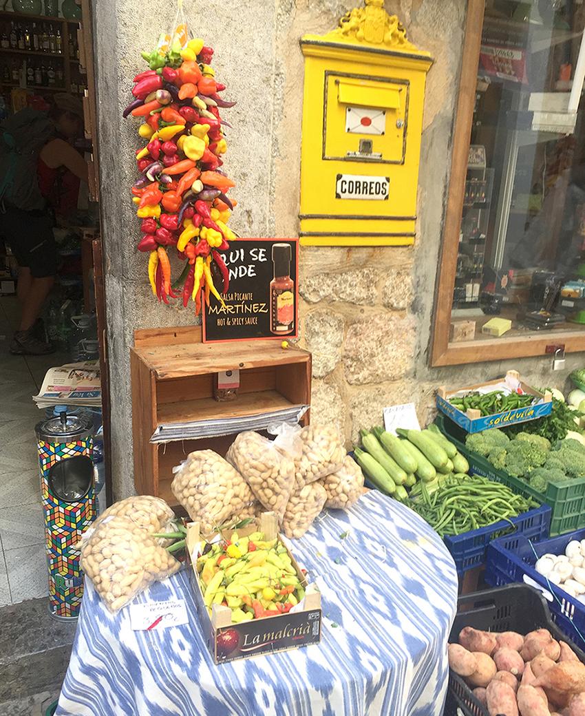 Soller Einkaufstrasse Mallorca