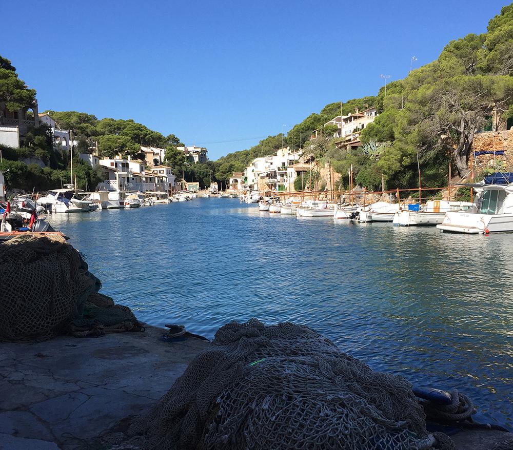 Mallorca Cala Figuren