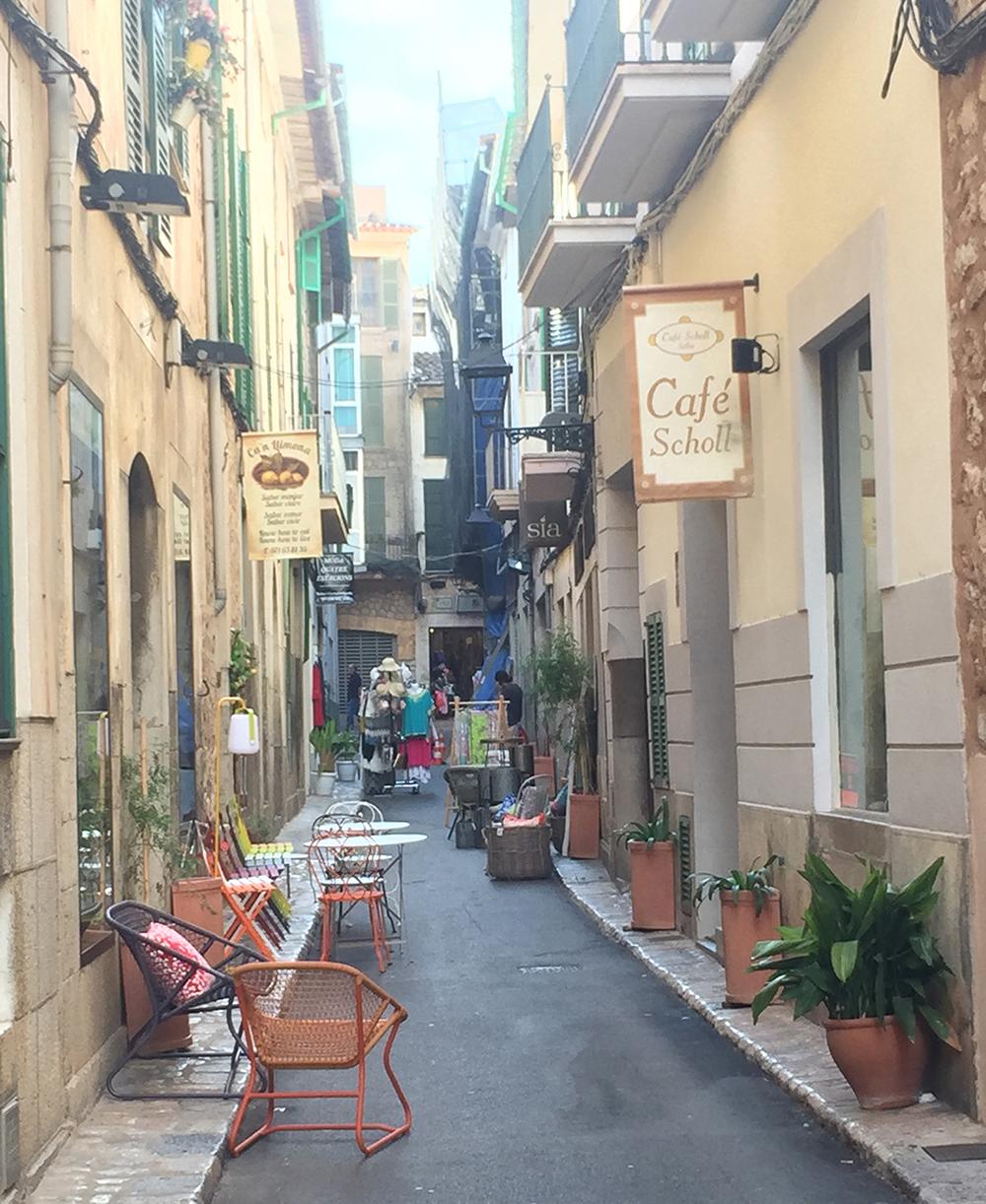 Mallorca Soller einkaufen