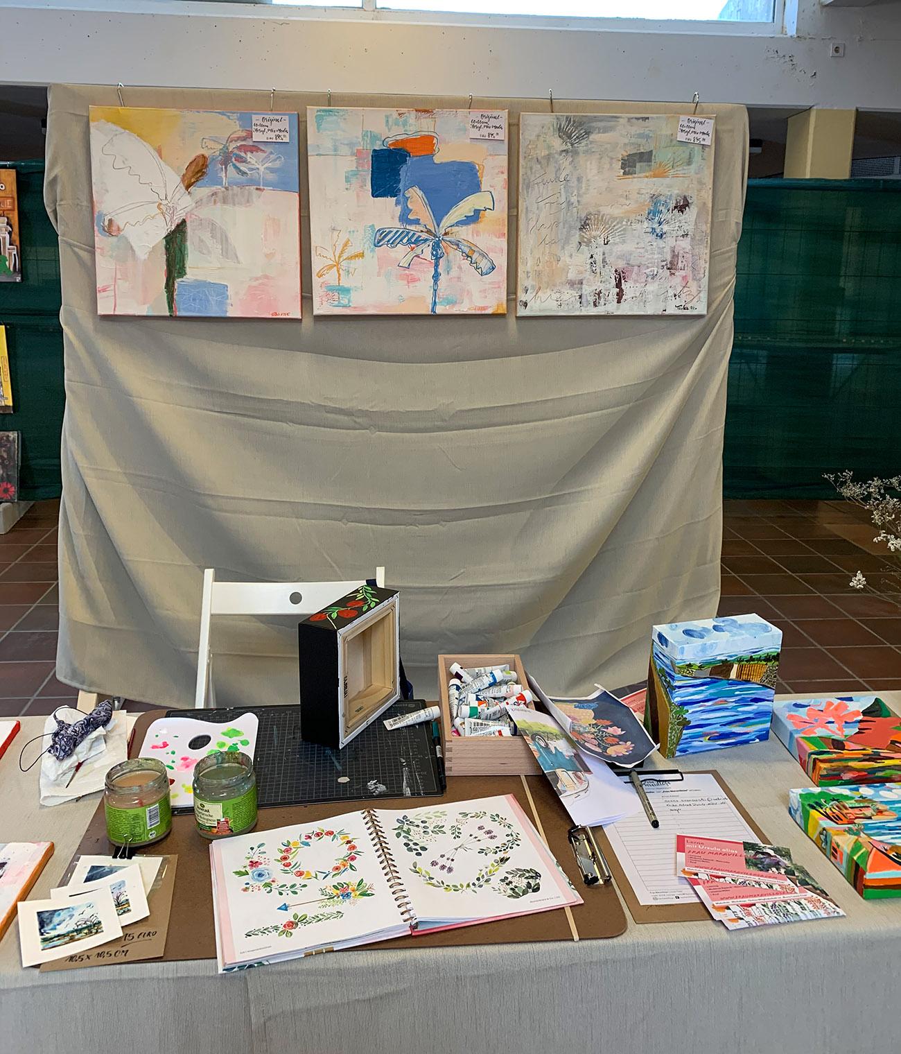 Kunstmesse Ausstellung Event