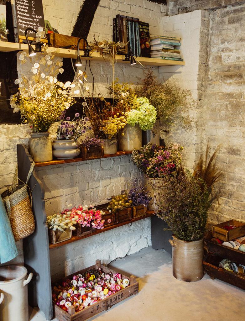 Floraler Workshop Angebot